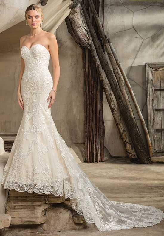 Casablanca Bridal Style 2292 Sedona Mermaid Wedding Dress