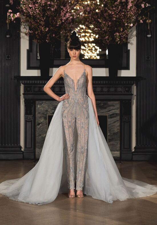 Ines Di Santo Lake Ball Gown Wedding Dress