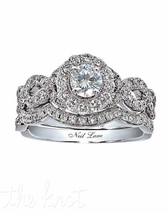 Perfect Neil Lane Bridal Cut Engagement Ring