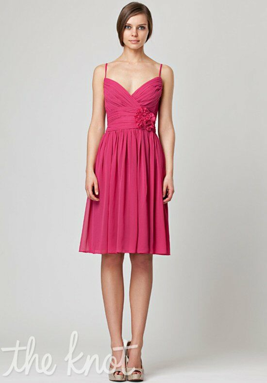 Monique Lhuillier Bridesmaids 450030 Sweetheart Bridesmaid Dress