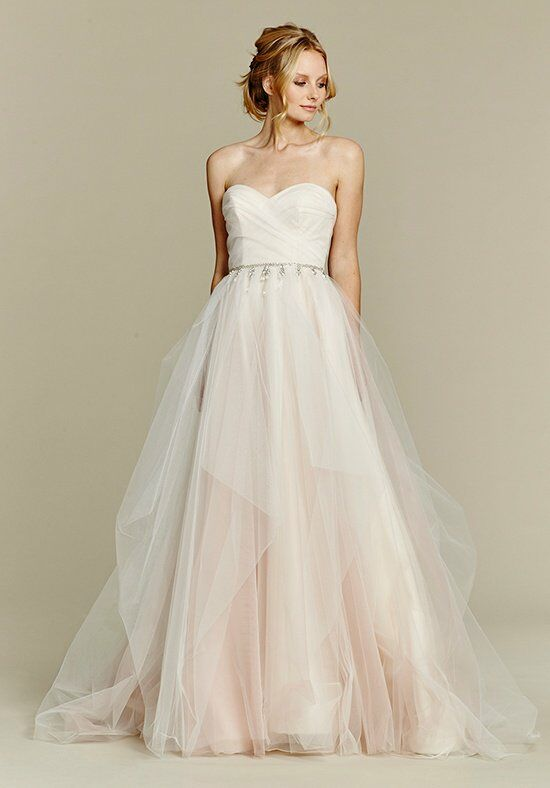 Blush by Hayley Paige Dolce / Style 1556 Ball Gown Wedding Dress