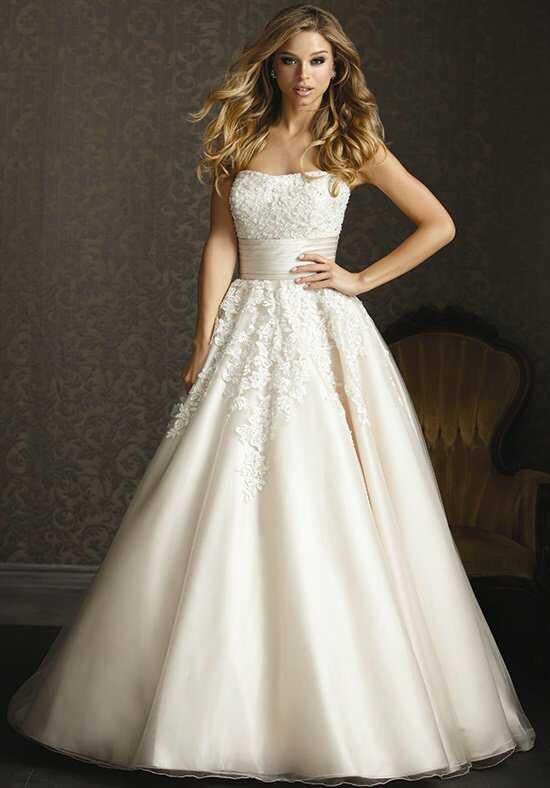 Allure Romance 2513 Wedding Dress photo