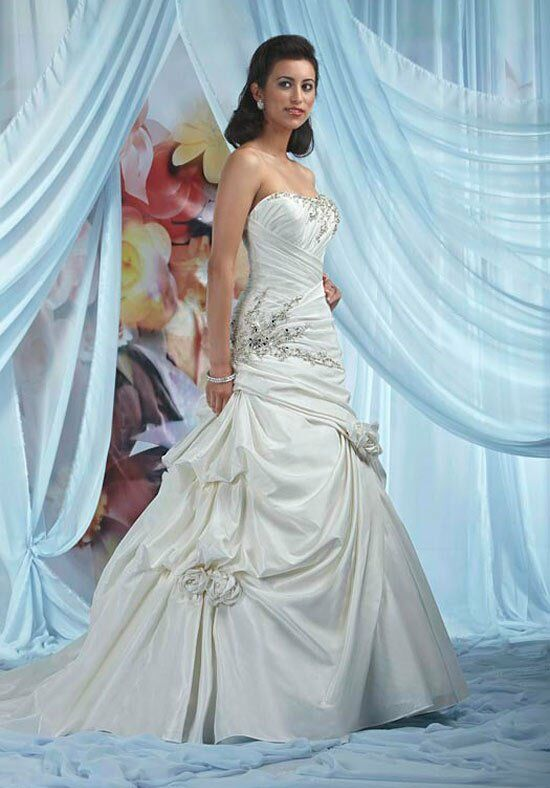 Impression Bridal 10010 A-Line Wedding Dress