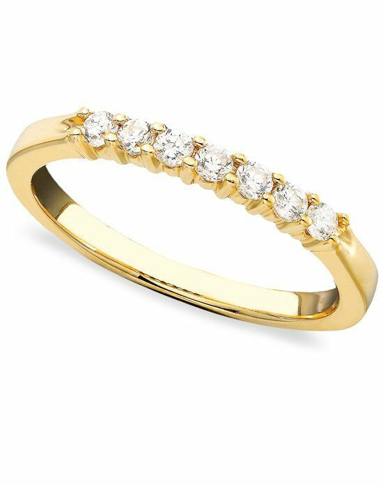 macy s jewelry bp7st25y wedding ring the knot