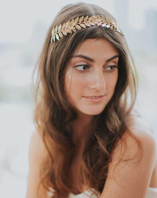 Davie & Chiyo | Hair Accessories & Veils Ariadnê Hair Vine Gold, Silver Headband