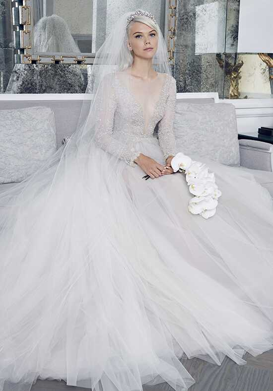 Romona Keveza Collection RK8489 Ball Gown Wedding Dress