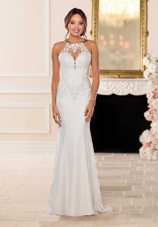 Stella York 6710 Sheath Wedding Dress