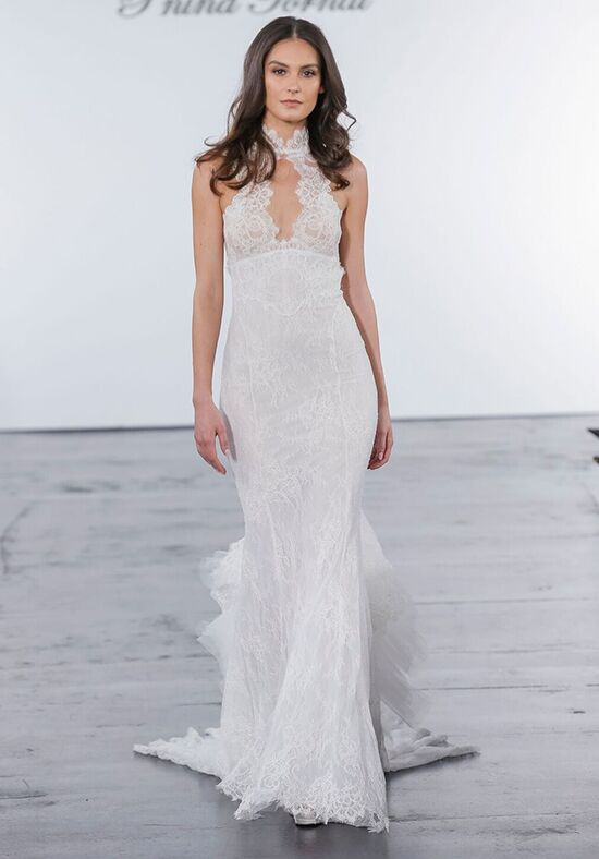 Pnina Tornai for Kleinfeld 4619 Mermaid Wedding Dress