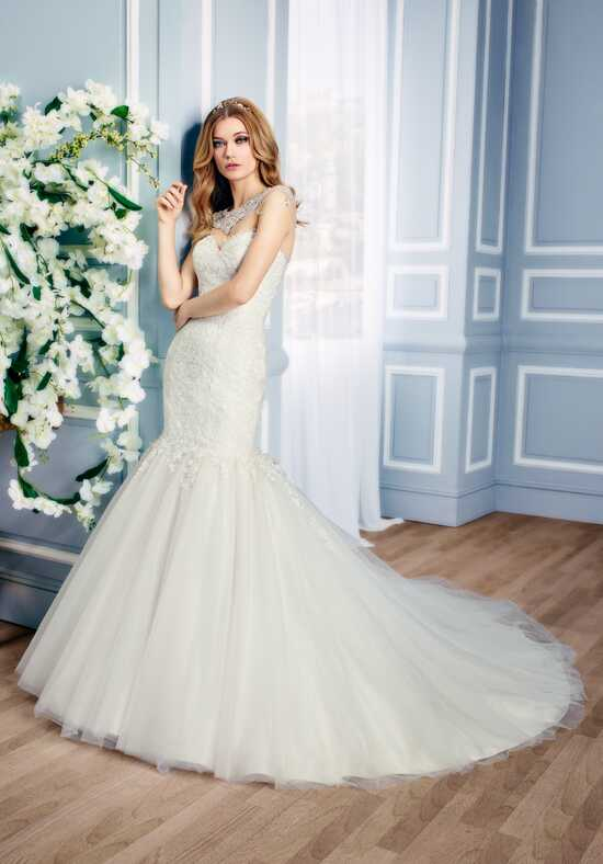 Moonlight Collection J6432 Mermaid Wedding Dress