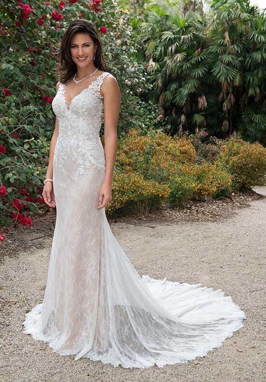Venus Bridal VE8334N Mermaid Wedding Dress