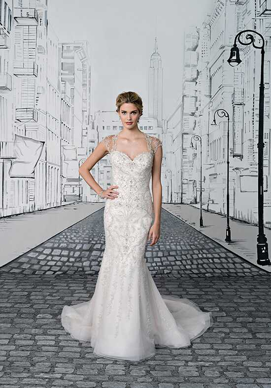 Justin Alexander 8887 A-Line Wedding Dress
