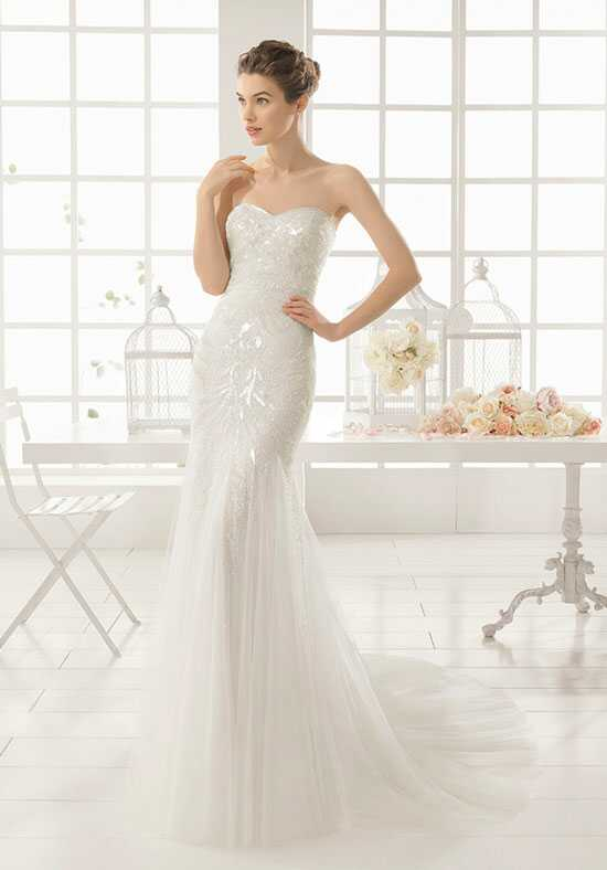 Aire Barcelona MADAME Mermaid Wedding Dress