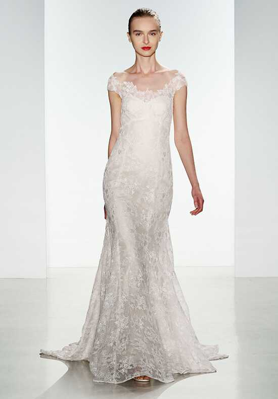 Christos Mona Wedding Dress