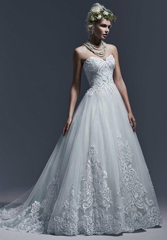 Fancy Sottero And Midgley Wedding Dresses Sketch - Wedding Dresses ...