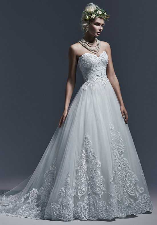 Sottero and Midgley Dawnelle Ball Gown Wedding Dress