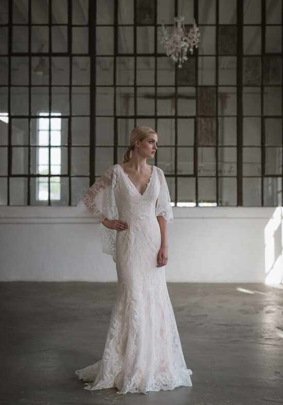 Lis Simon Izzy Mermaid Wedding Dress
