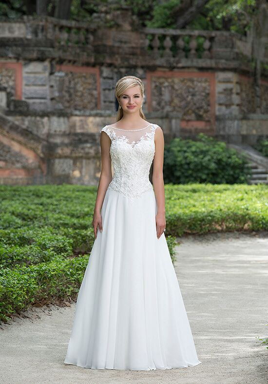 Sincerity Bridal 3886 Ball Gown Wedding Dress