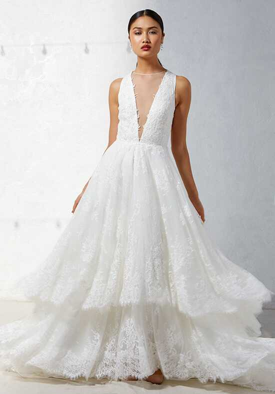 Ivy & Aster Halle Ball Gown Wedding Dress