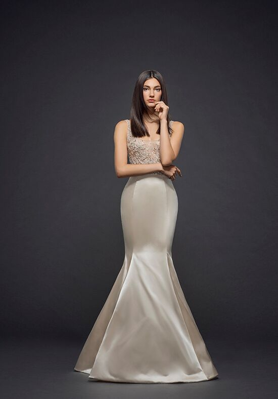 Lazaro 3802 Mermaid Wedding Dress