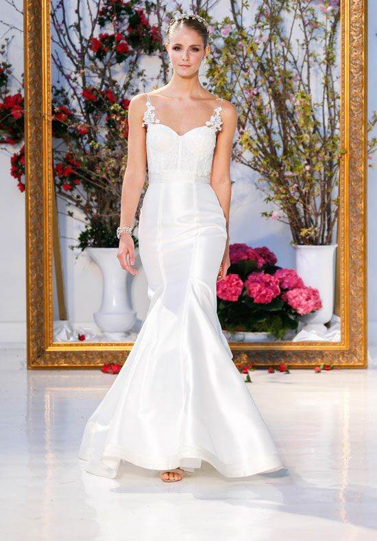 Anne Barge Chandler Mermaid Wedding Dress