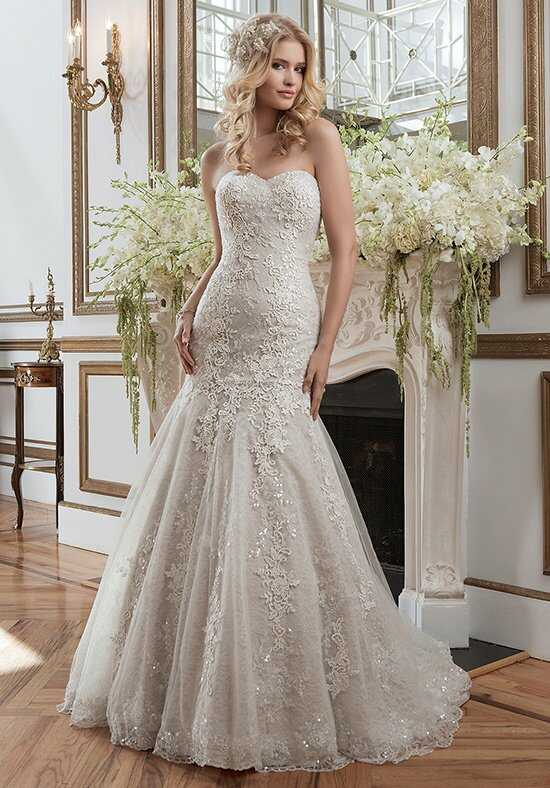 Justin Alexander 8793 Mermaid Wedding Dress