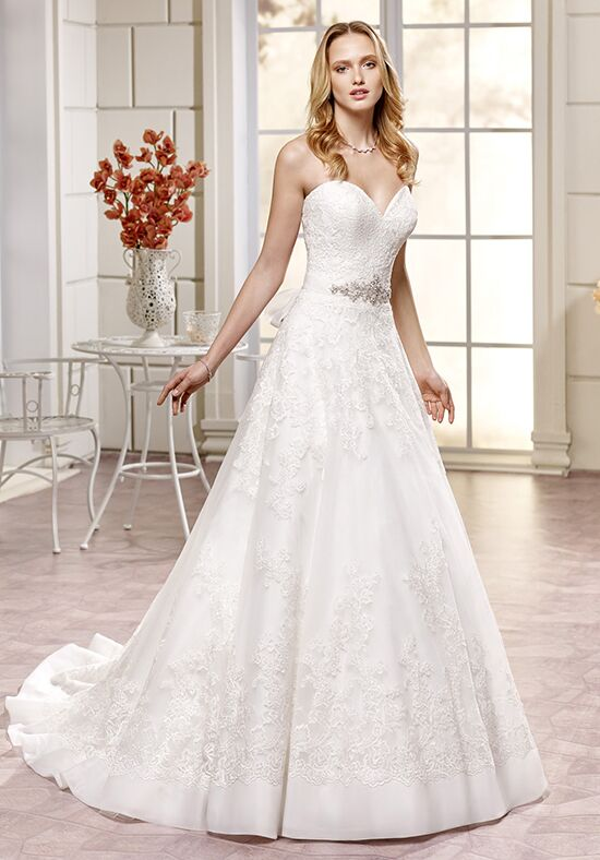 Eddy K 77995 A-Line Wedding Dress
