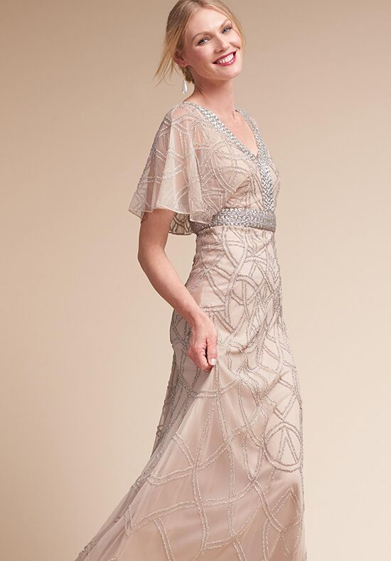 BHLDN (Mother of the Bride) Jolene Champagne Mother Of The Bride Dress