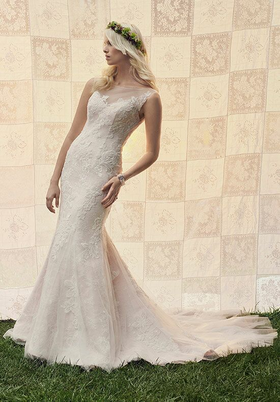 Casablanca Bridal 2233 Stargazer Sheath Wedding Dress