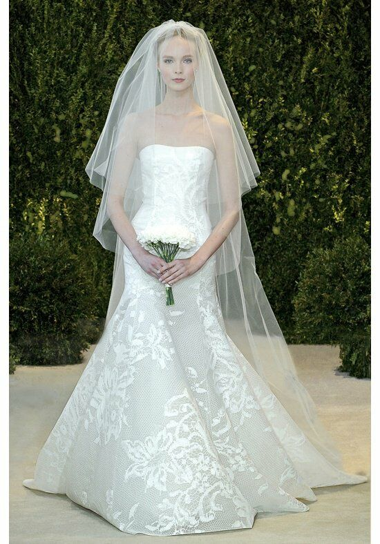 Carolina Herrera Astrid Mermaid Wedding Dress