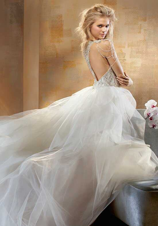 Alvina Valenta 9503 Ball Gown Wedding Dress