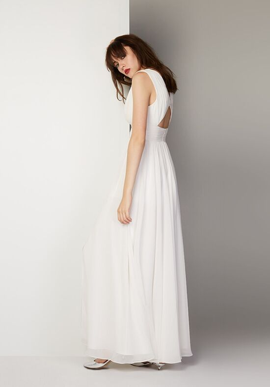 Fame and Partners Bridesmaid Quincy V-Neck Bridesmaid Dress