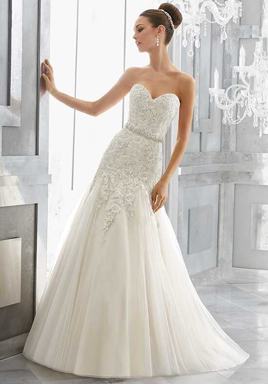 Morilee by Madeline Gardner/Blu Maura | Style 5566 Mermaid Wedding Dress