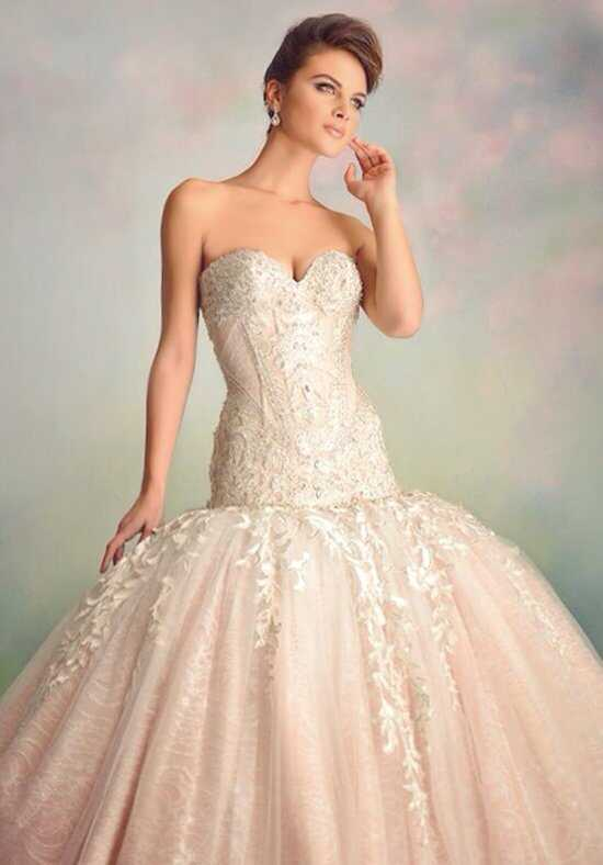 Ysa Makino KYM95 Ball Gown Wedding Dress
