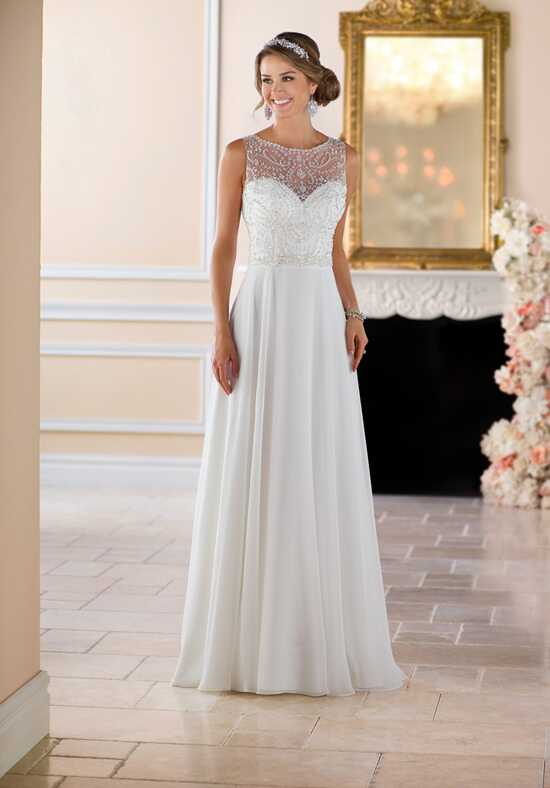 Stella York 6423 A-Line Wedding Dress