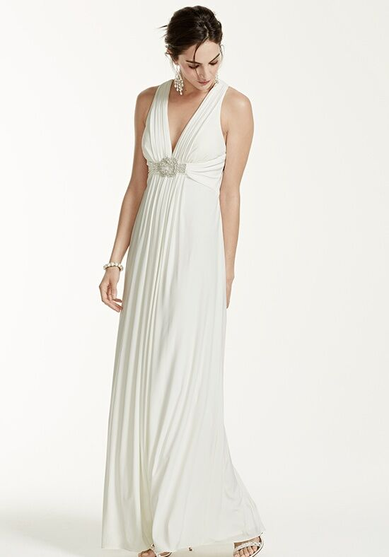 David's Bridal DB Studio Style XS4226 A-Line Wedding Dress
