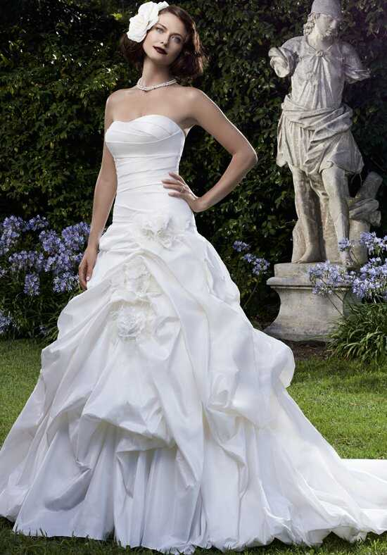 Casablanca Bridal 2059 A-Line Wedding Dress