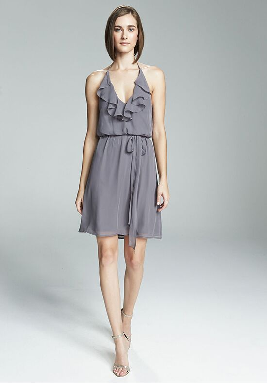 Nouvelle Amsale Bridesmaids Sharon Halter Bridesmaid Dress