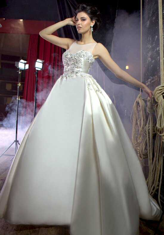 Stephen Yearick KSY50 Ball Gown Wedding Dress