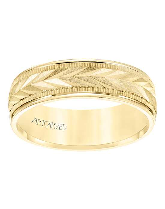ArtCarved 11-WV8669Y65-G.00 Gold Wedding Ring