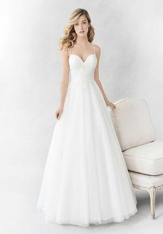 Kenneth Winston: Ella Rosa Collection BE359 Wedding Dress photo