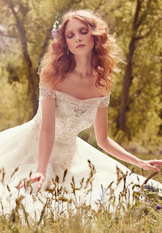 Maggie Sottero Iris Ball Gown Wedding Dress