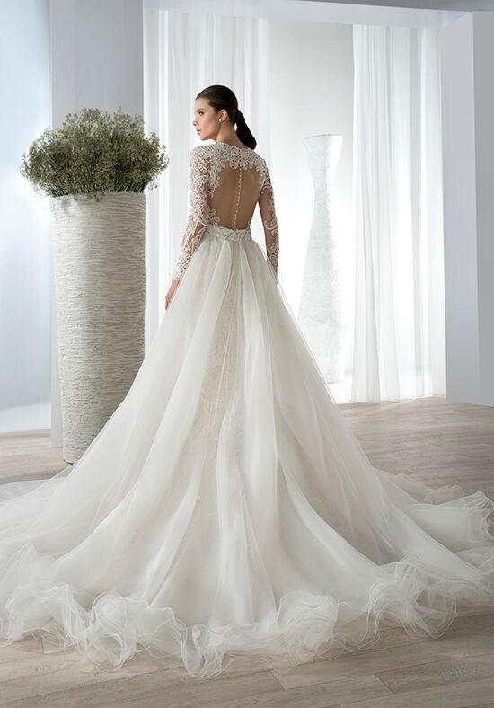 demetrios 636 wedding dress   the knot