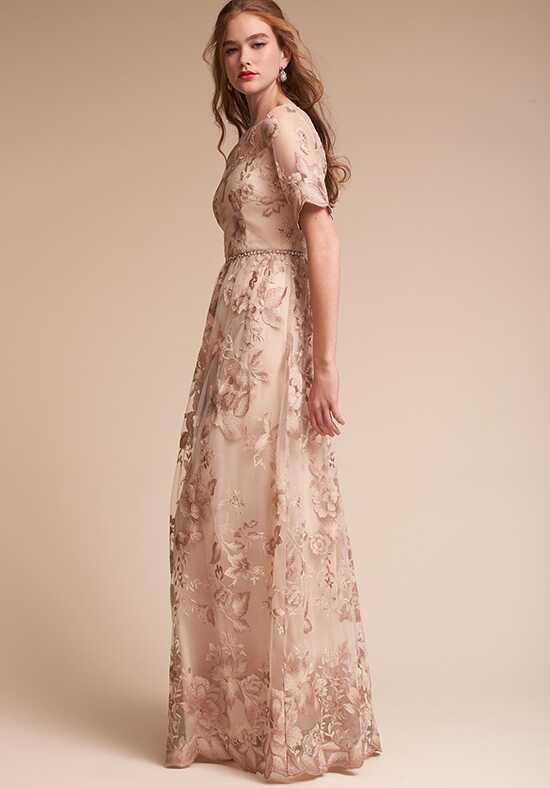 BHLDN (Mother of the Bride) Guilia Pink Mother Of The Bride Dress