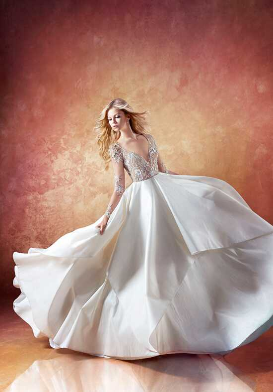 Hayley Paige Collins 6650 Ball Gown Wedding Dress