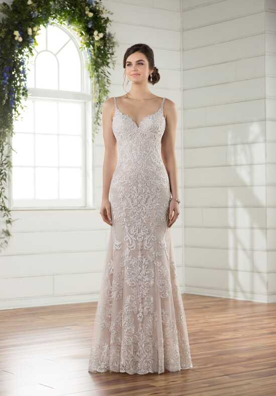 Essense of Australia D2362 A-Line Wedding Dress
