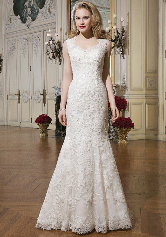 Justin Alexander 8656 Mermaid Wedding Dress