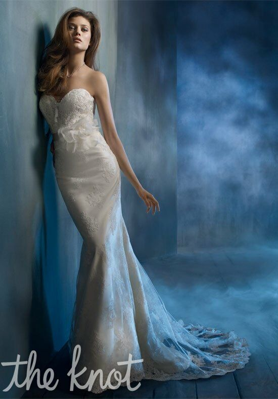 Tara Keely 2160 Sheath Wedding Dress