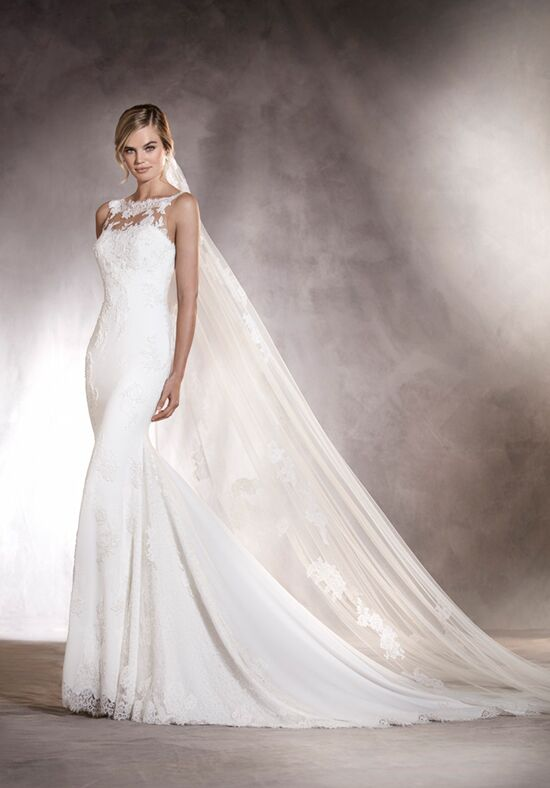 PRONOVIAS AGATA Mermaid Wedding Dress