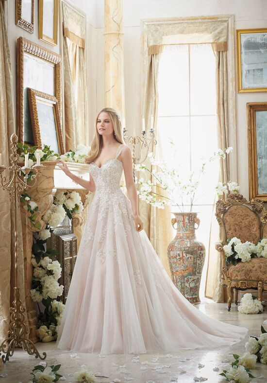 Morilee by Madeline Gardner 2881 A-Line Wedding Dress