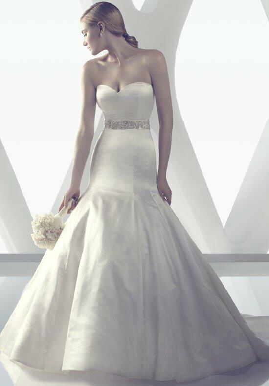 Cb couture b079 wedding dress the knot for Cb couture wedding dresses